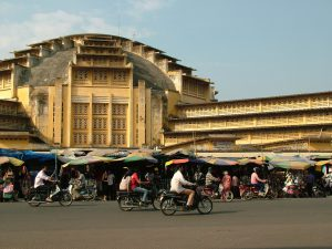柬埔寨调查
