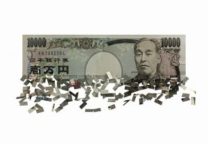 与日本人之间的财务纠纷