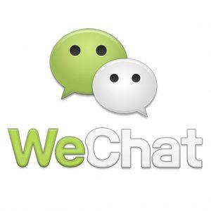 Wechat 咨询服务